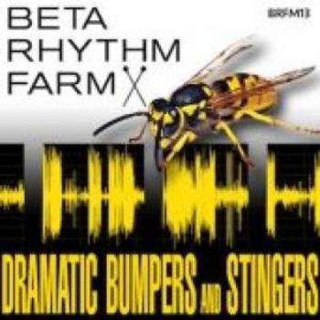 BRFM13 - Dramatic Bumpers and Stingers