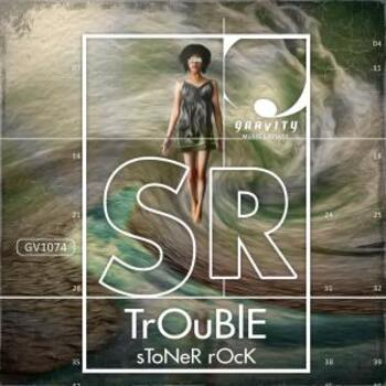 GV1074 Trouble Stoner Rock