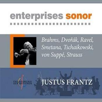 Brahms, Dvorak, Ravel, Smetana, Tschaikowski, von Suppe, Strauss