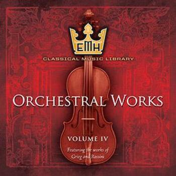 Orchestral Works Vol 4 Grieg Rossini
