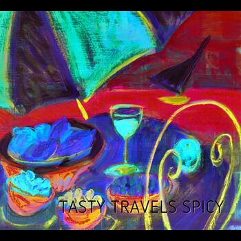 MAM025 Tasty Travels Spicy