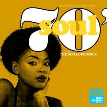 MYR 017 The Mellophonics - Soul 70s