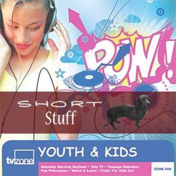 ZONE 006(SS) Youth & Kids Short Stuff
