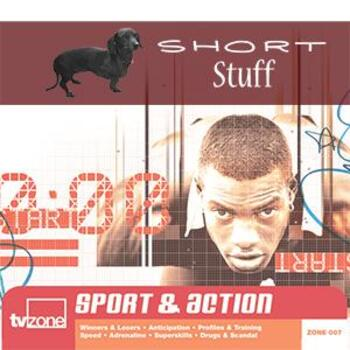 ZONE 007(SS) Sport & Action Short Stuff