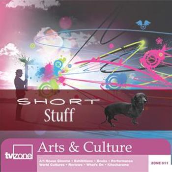 ZONE 011(SS) Arts & Culture Short Stuff