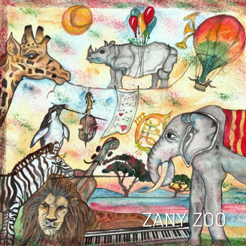MAM034 Zany Zoo