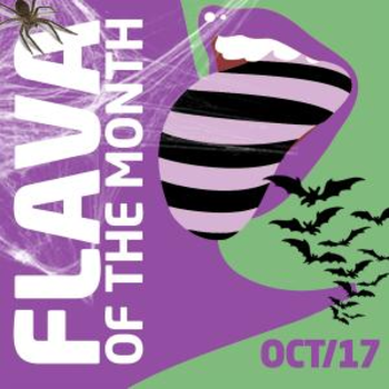 FLAVA Of The Month OCT 17