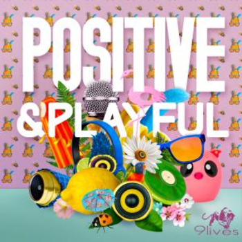 NLM135 Positive And Playful