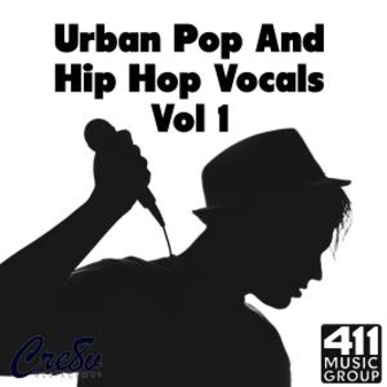 Urban Pop And Hip Hop Vocals Vol 1