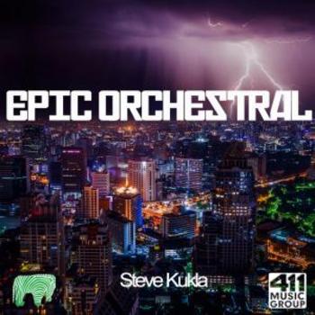 GZM009 Steve Kukla - Epic Orchestral