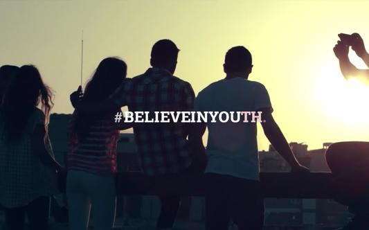 "EUC ""Believe in Youth"""