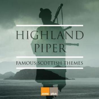 Highland Piper - Famous Scottish Themes