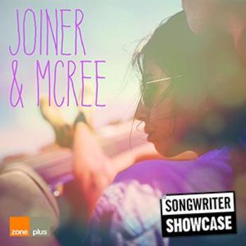 ZONE 587 Songwriter Showcase - Joiner & McRee