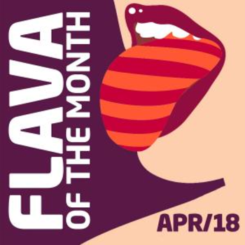 FLAVA Of The Month APR 18