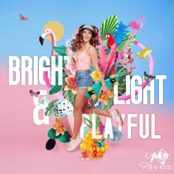 Bright, Light and Playful