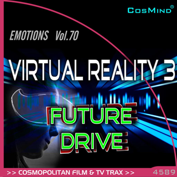 Virtual Reality 3 - Future Drive