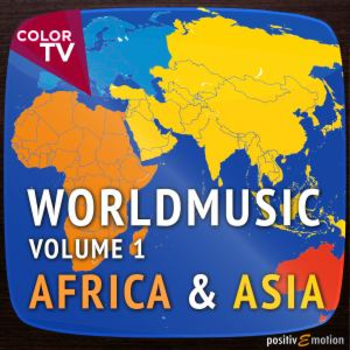 World Music Volume 1 Africa & Asia