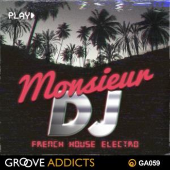 Monsieur DJ French House Electro