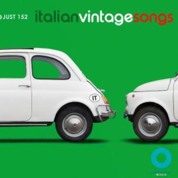 JUST 152 Italian Vintage Songs