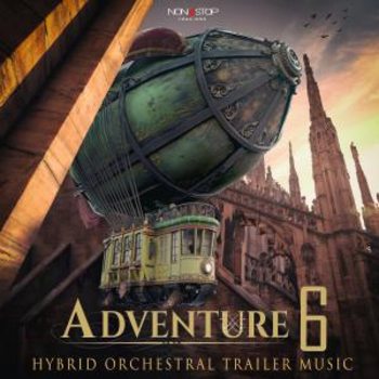 Adventure 6 - Orchestral Cinematic