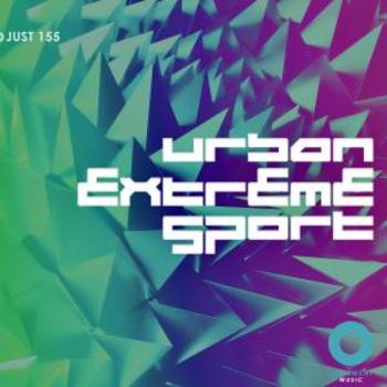 JUST 155 Urban Extreme Sport