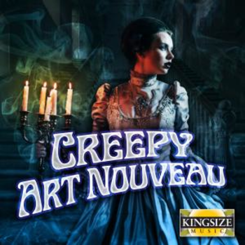 KSM063 Creepy Art Nouveau