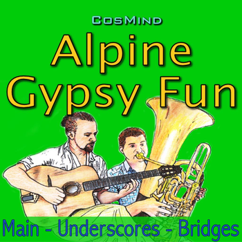 Alpine Gypsy Fun - Main - Underscores - Bridges