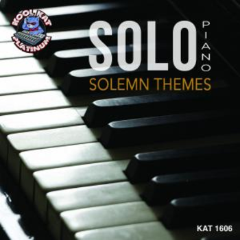 KAT1606 SOLO PIANO - SOLEMN THEMES