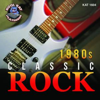 KAT1604 1980s CLASSIC ROCK