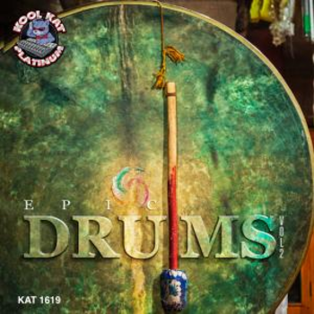 KAT1619 EPIC DRUMS Vol 2