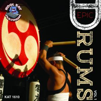 KAT1610 EPIC DRUMS VOL 1