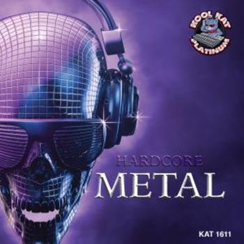 KAT1611 HARDCORE METAL