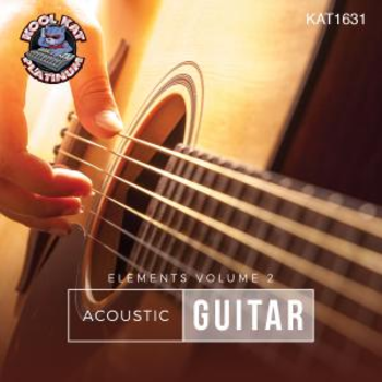 KAT1631 ELEMENTS VOL 2 ACOUSTIC GUITAR