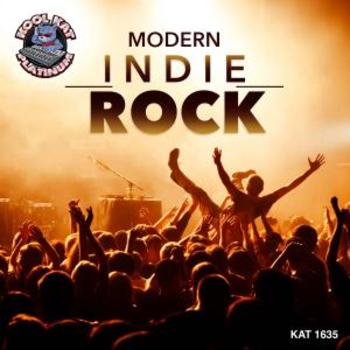 KAT1635 MODERN INDIE ROCK