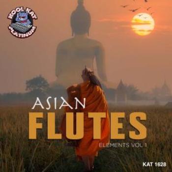 KAT1628 ELEMENTS VOL 1 - ASIAN FLUTES