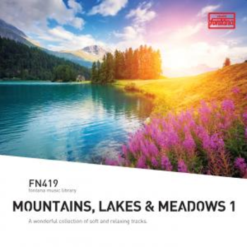 Mountains, Lakes & Meadows 1