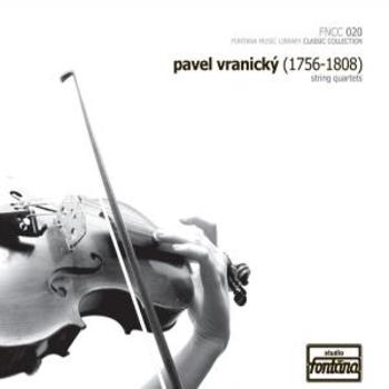 Fontana Classic Collection 20 - Pavel Vranicky String Quartets