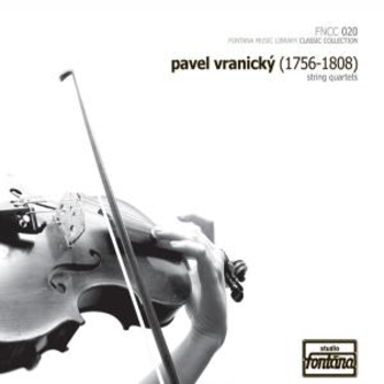 Fontana Classic Collection 20 - Pavel Vranicky String Quartets