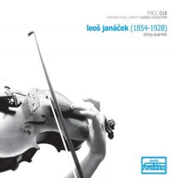 Fontana Classic Collection 18 - Leoo Janacek String Quartets