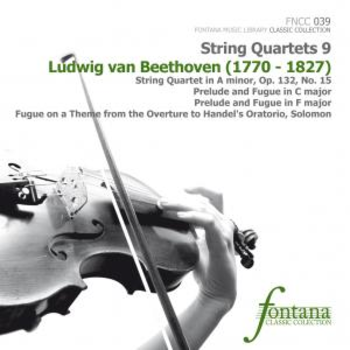 Ludwig van Beethoven - String Quartets 9