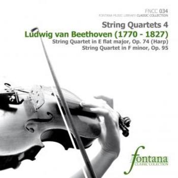 Ludwig van Beethoven - String Quartets 4