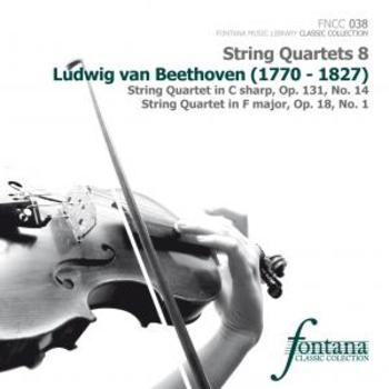 Ludwig van Beethoven - String Quartets 8