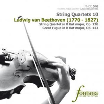 Ludwig van Beethoven - String Quartets 10