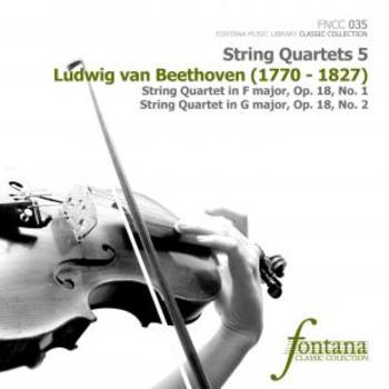 Ludwig van Beethoven - String Quartets 5