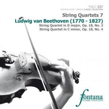 Ludwig van Beethoven - String Quartets 7