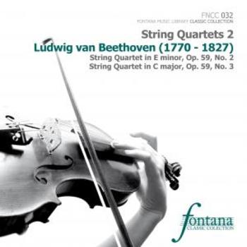 Ludwig van Beethoven - String Quartets 2