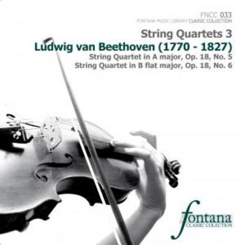 Ludwig van Beethoven - String Quartets 3