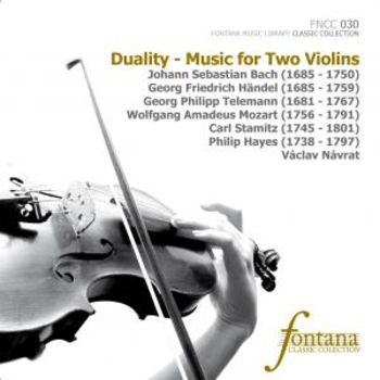 Duality - Music for Two Violins