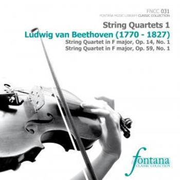 Ludwig van Beethoven - String Quartets 1