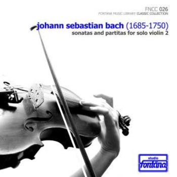Sonatas and Partitas for Solo Violin 2